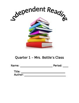 Independent Reading Project Packet