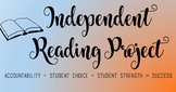 Independent Reading Project- Student Choice!