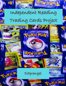 Independent Reading Project Trading Cards