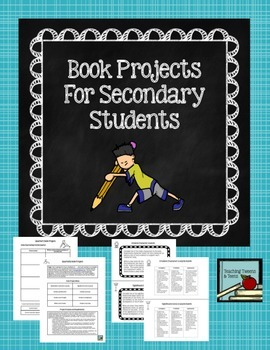 Independent Reading Projects for Secondary Students