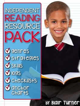 Independent Reading Resource Pack