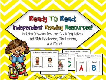 Independent Reading Resources