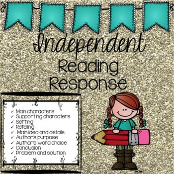 Independent Reading Response