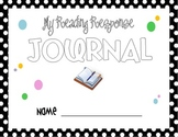 Independent Reading Response Journal