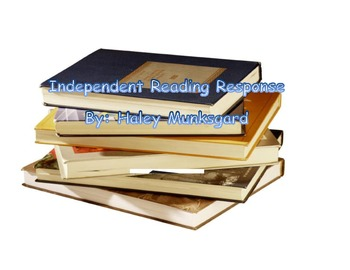 Independent Reading Response Task