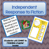 Independent Reading Response to Fiction (Read to Self) Program