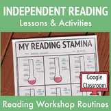 Independent Reading Routines: Structuring Reading w/ Daily Focus & Evaluation