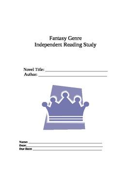 Independent Reading Skills & Strategies Packet - Fantasy