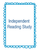 Independent Reading Study