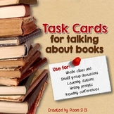 Independent Reading Task Cards
