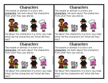 Comprehension Task Cards for Independent Reading