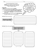Independent Reading Worksheet: Summarizing