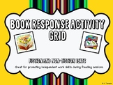 Independent Reading activities for Fiction and Non Fiction texts