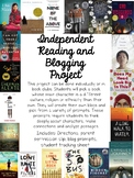 Independent  Reading and  Blogging  Project
