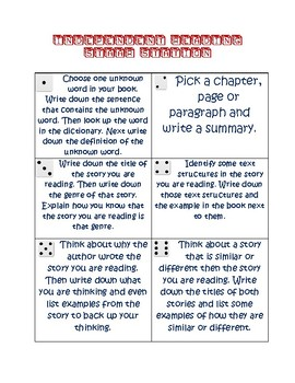 Independent Reading and Writing STAAR Stations