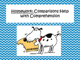 Independent Reading/Comparisons Homework