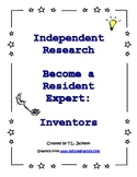 Independent Research - Become a Resident Expert: Notable Inventors