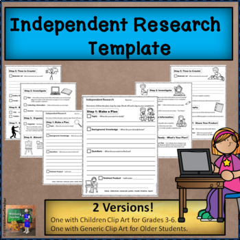 Independent Research Bundle