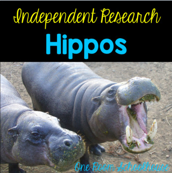 Independent Research: Hippos