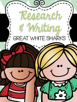 Independent Research & Informative Writing: Great White Sharks