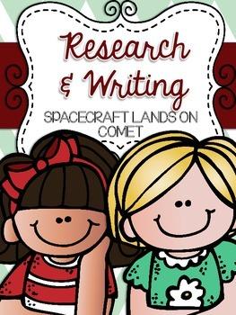 Independent Research & Informative Writing: Spacecraft Lan