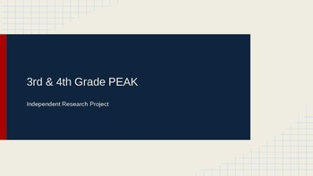 Independent Research Project PP