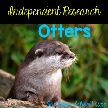 Independent Research: River Otters