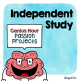 Independent Study Planning Pages