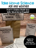 Independent Science Pack Air and Weather-Distance Learning