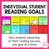 Individual Student Reading Goals (Can be used with IRLA Po
