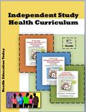 Alternative School Independent Study Health Curriculum Bun