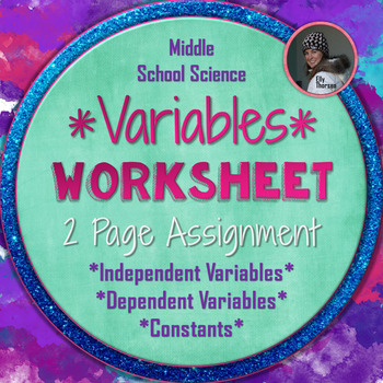 Independent Variables, Dependent Variables, and Constants