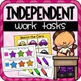 Independent Work Tasks (Autism)
