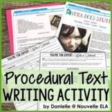 Procedural Article - Emergency Plans