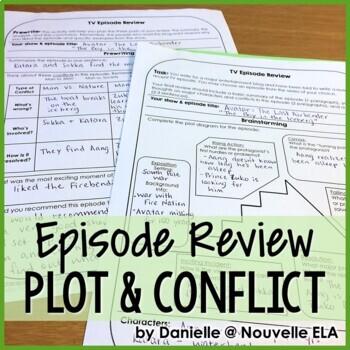 TV Episode Review - Emergency Plan