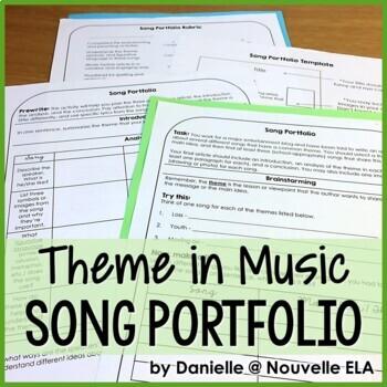 Emergency Plan - Theme in Songs Portfolio
