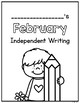 Independent Writing for Kindergarten