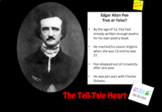 Independent analysis of 'The Tell-Tale Heart' by Edgar Allan-Poe