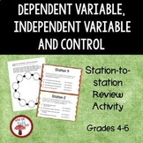 Independent and Dependent Variables: Practice Identifying!