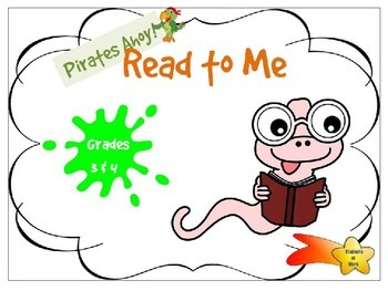 Reading Online - Pirates Ahoy! - Grades 3 & 4 - Independent activity