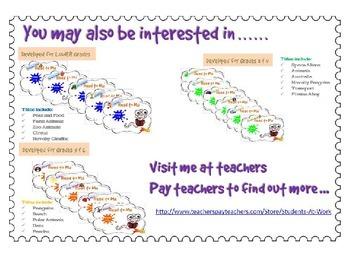Reading Online - Hats - Grades 5 & 6 - Independent activity