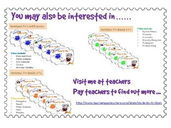 Reading Online - Pandas - Grades 5 & 6 - Independent activity