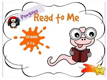 Reading Online - Penguins - Grades 5 & 6- Independent activity