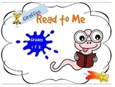 Online Reading - Novelty Giraffes - Grades 1 & 2 - Indepen