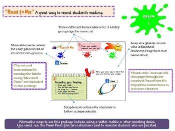 Reading Online - Australia - Grades 3 & 4 - Independent activity