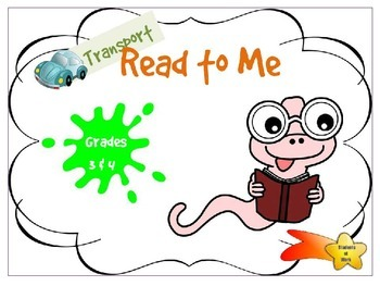Reading Online - Transport - Grades 3 & 4 - Independent activity