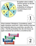 Independent/Dependent Probability Activity