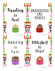 Independent Reading Book Marks
