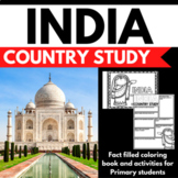 India Booklet Country Study