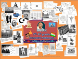 India (5th-8th Grade) Maps, Interactive Notebook Inserts & More!